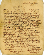 Document #15 - Letter, 1860