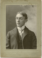 Edward R. Betz, ca. 1896