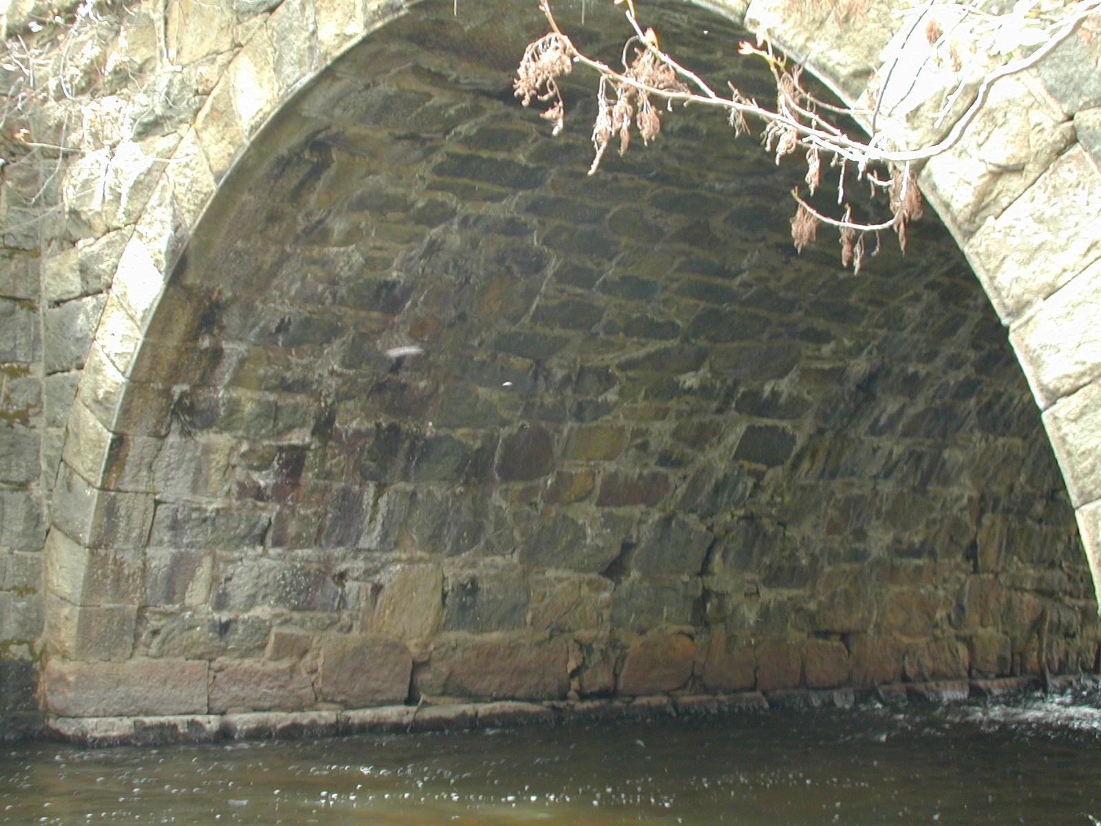 Lamington Viaduct of the CRNJ