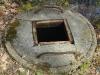 Concrete Pit near CRNJ tracks in Chester