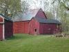 Abandoned farm southwest of Millbrook