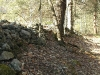 Stonework along pike north of Millbrook
