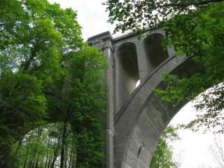 Paulinskill Viaduct at Station Road