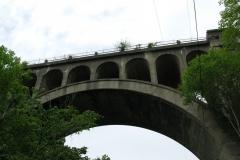 The Paulins Kill Viaduct